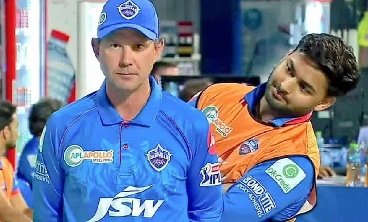 Cricket Image for IPL 2021: ऋषभ पंत के सपोर्ट में उतरे रिकी पोंटिंग,कहा बतौर कप्तान हम रातोंरात उन्ह