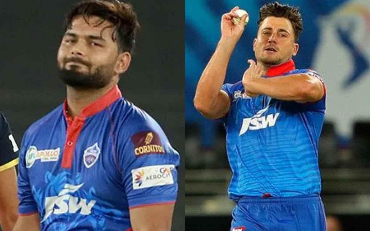 Cricket Image for IPL 2021: ऋषभ पंत ने दिल तोड़ने वाली हार के बाद खोला राज,इसलिए कराया था मार्कस स्ट