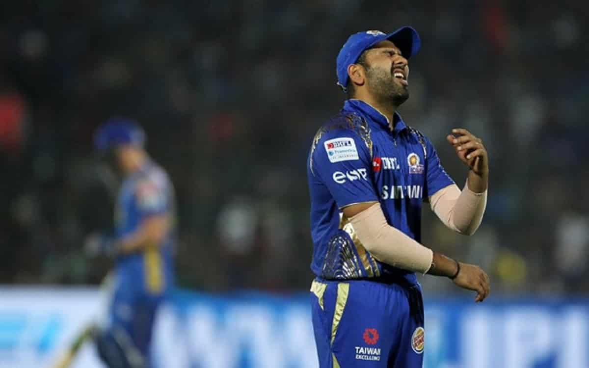 Rohit Sharma fined Rs 12 Lakh for Mumabi 's slow over rate vs Delhi