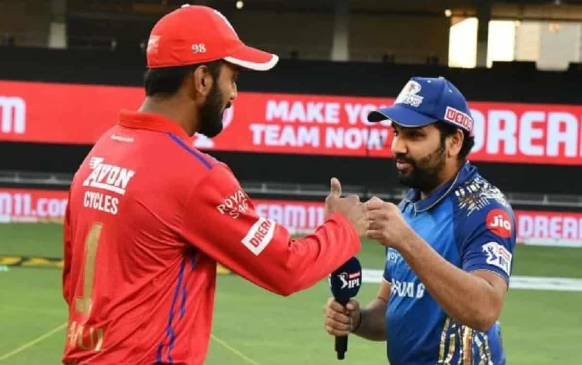 IPL 2021 Punjab Kings Opt to bowl first against Mumbai Indians