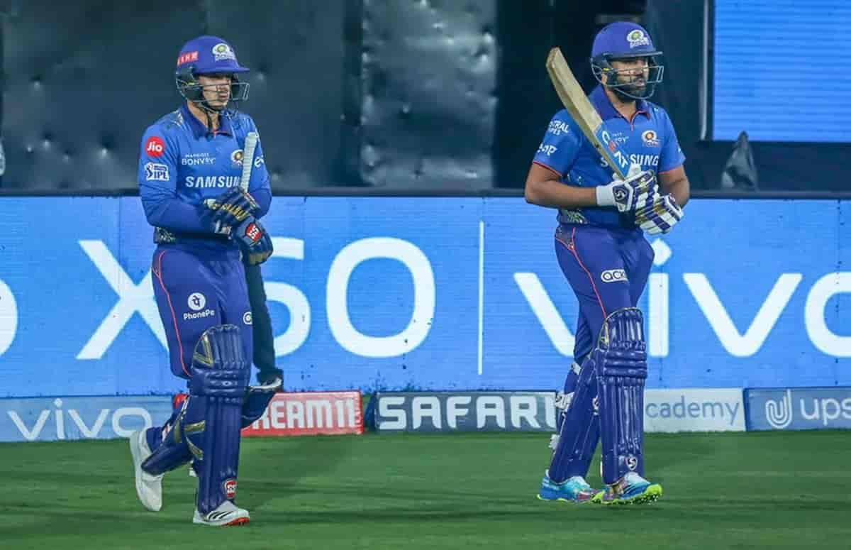 Cricket Image for डेल स्टेन ने कहा, कप्तान रोहित शर्मा को हटाकर इन 2 खिलाड़ियों से ओपनिंग कराए मुंबई