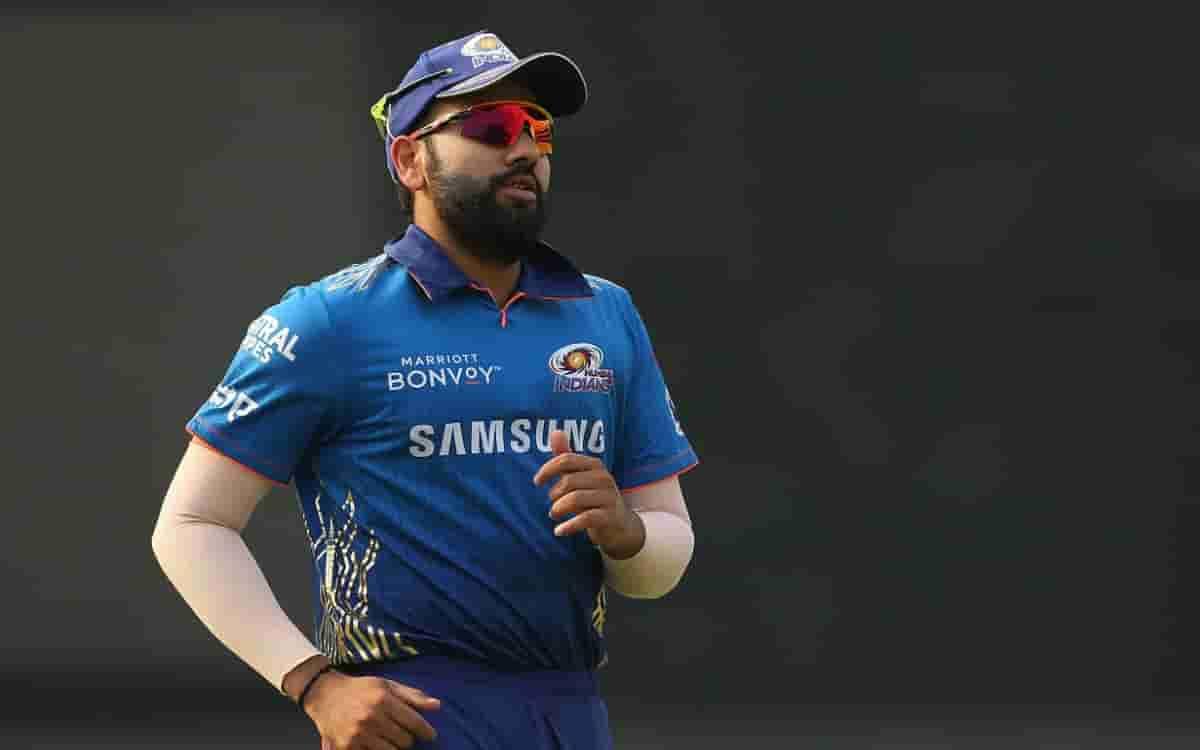 Cricket Image for MI vs RR: रोहित शर्मा IPL में सबसे ज्यादा मैच जीतने वाले दूसरे कप्तान बने, गौतम गं