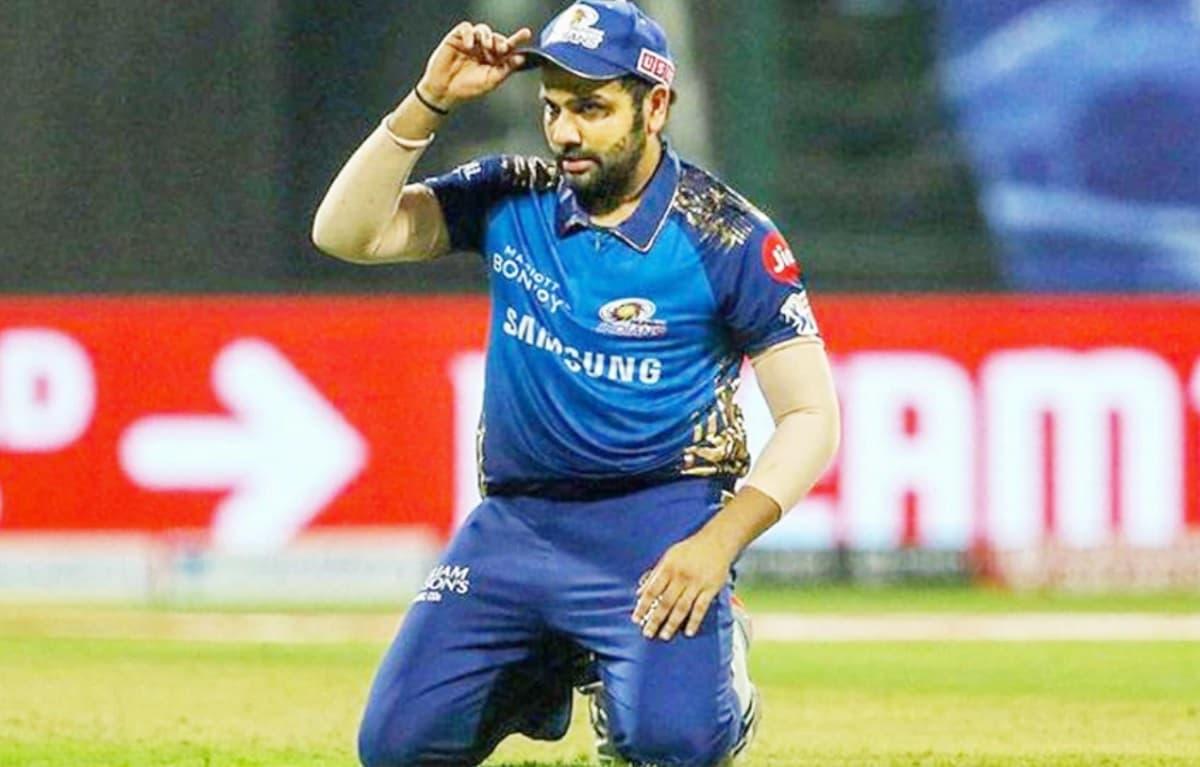Cricket Image for IPL 2021: रोहित शर्मा पर लगा 12 लाख रुपये का जुर्माना, दिल्ली के खिलाफ करारी हार क