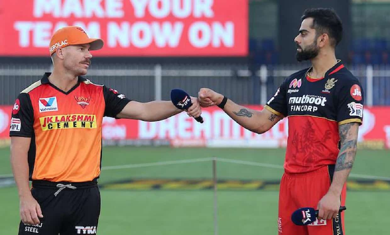 Cricket Image for Ipl 2021 Preview Bangalore Ready To Face Sunrisers Hyderabad Rashid Will Face Thes