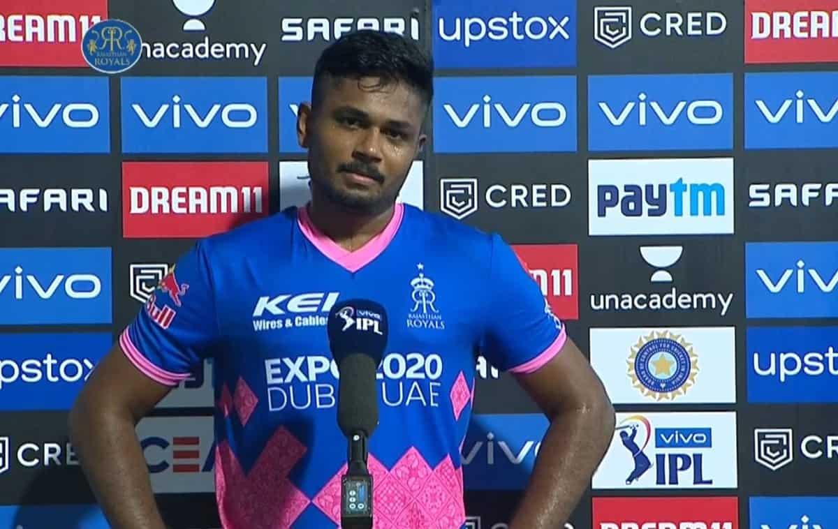 Cricket Image for IPL 2021: राजस्थान के कप्तान  संजू सैमसन चेन्नई के हाथों हार पर बोले, हमने अच्छी ब