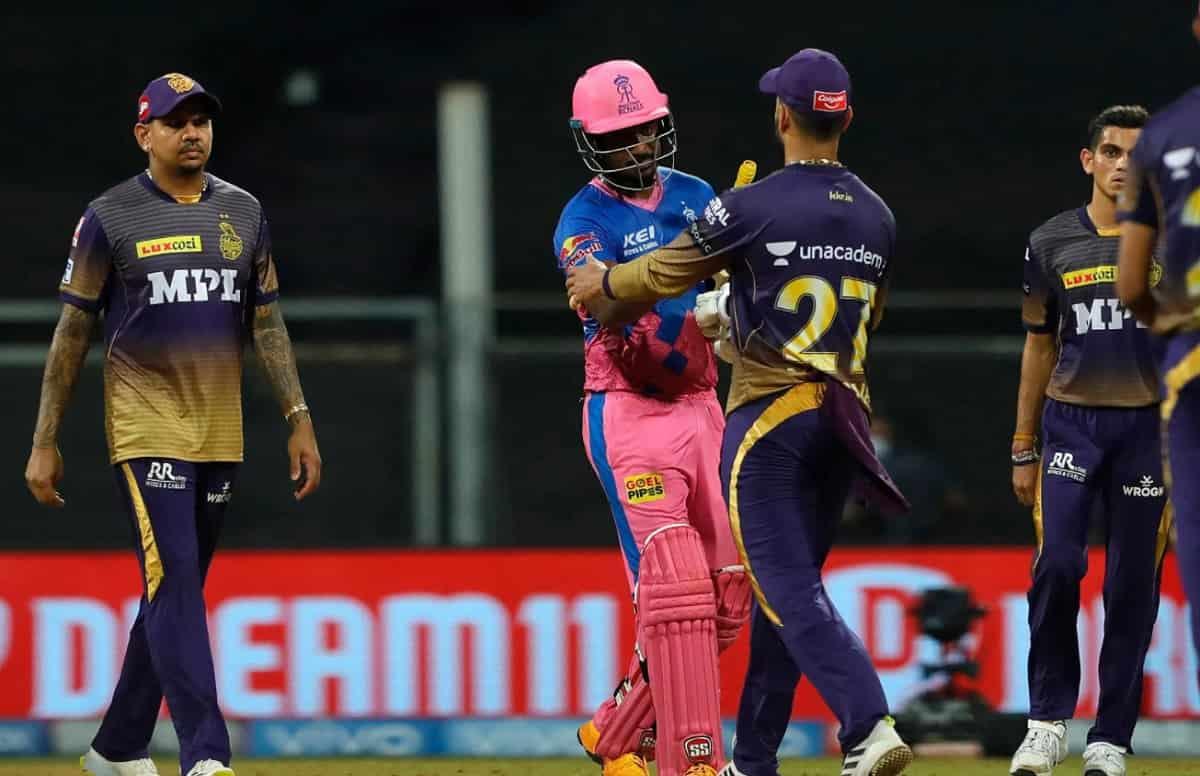 Rajasthan Royals beat Kolkata Knight Riders by 6 wickets