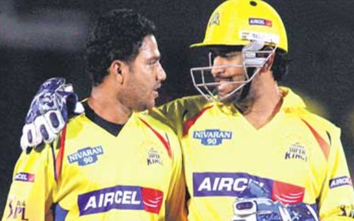 Cricket Image for Former Csk Spinner Shadab Jakati Talks About His Career