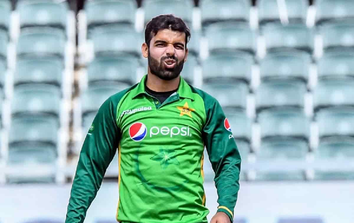 Shadab Khan to miss remainder of South Africa tour