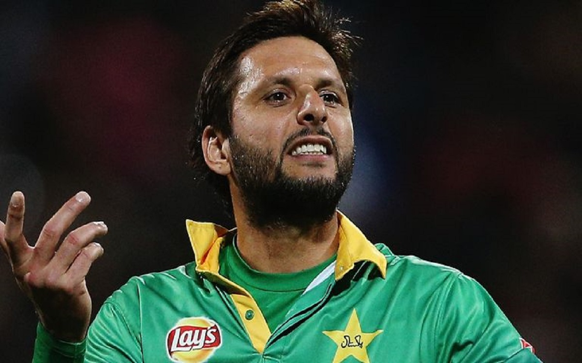 Cricket Image for Shahid Afridi Criticized Cricket South Africa For Allowing Players Leave Series In