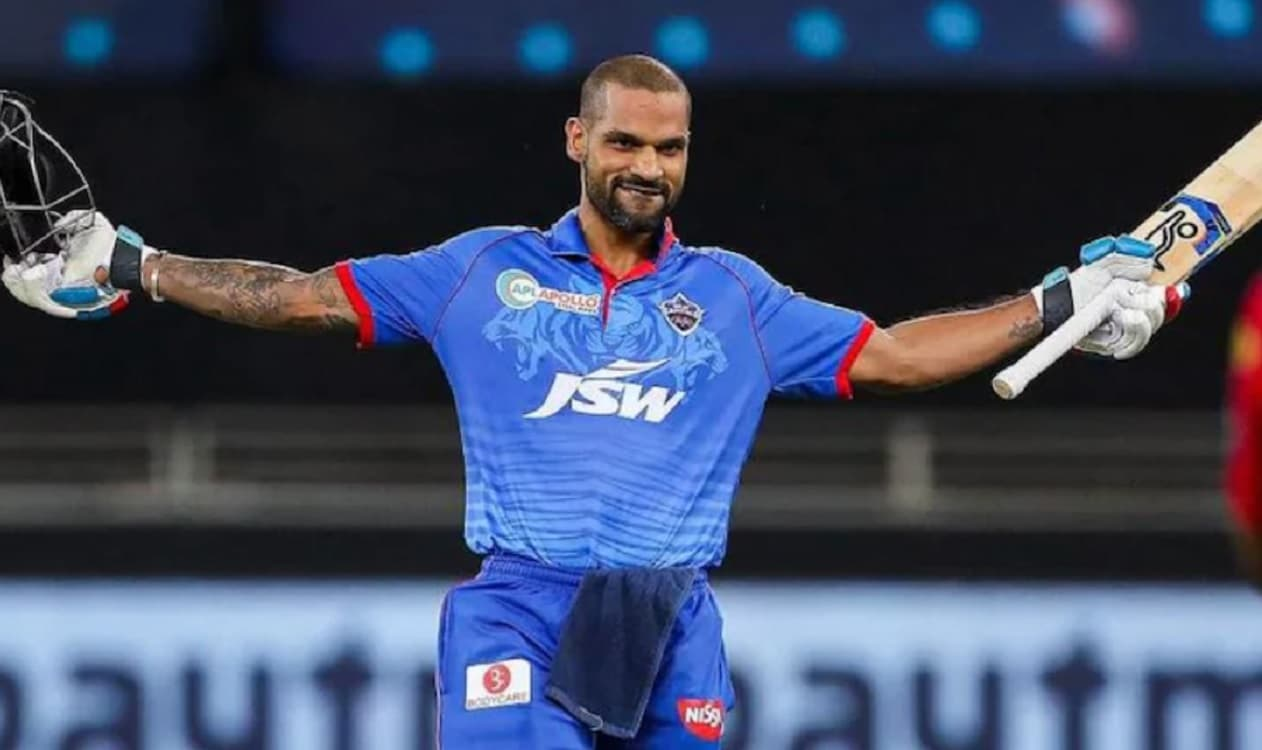 Shikhar Dhawan needs 11 runs to become the third-highest run-getter in IPL