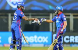 Delhi capitals beat Chennai Super Kings by 8 wickets