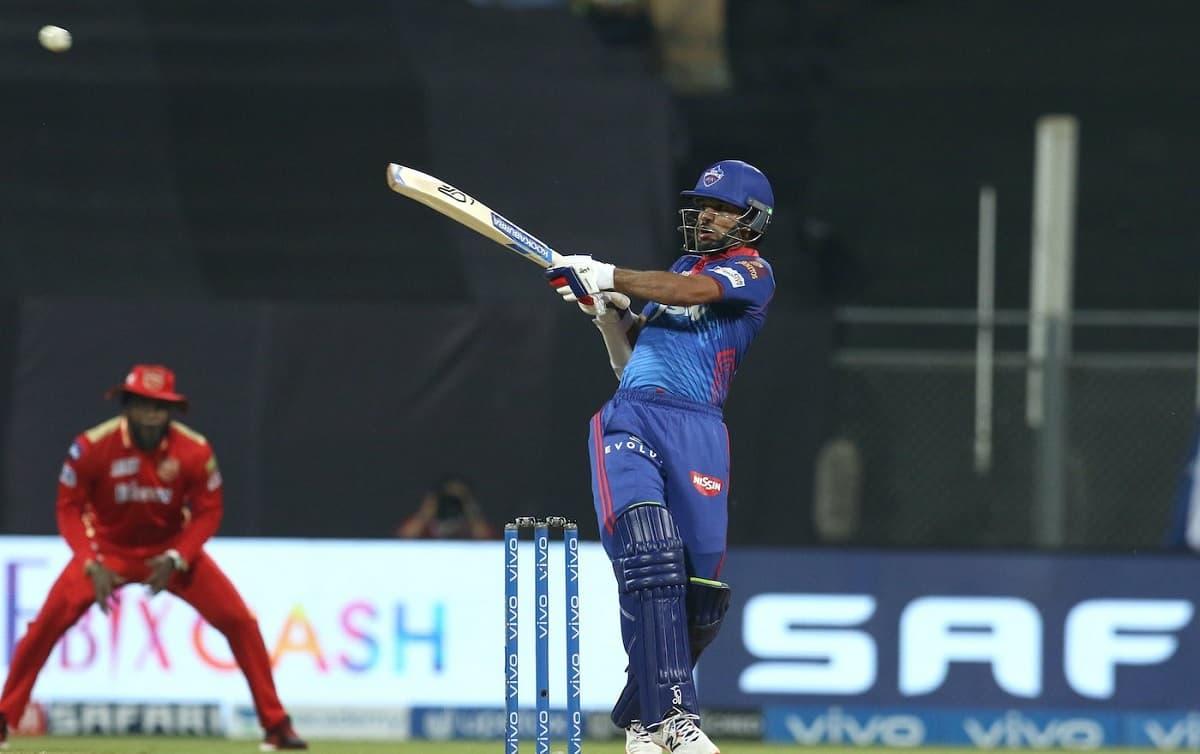 Cricket Image for IPL 2021: शिखर धवन 92 रनों की तूफानी पारी के बाद बोले, अब मैं बड़े शॉट खेलने से नह