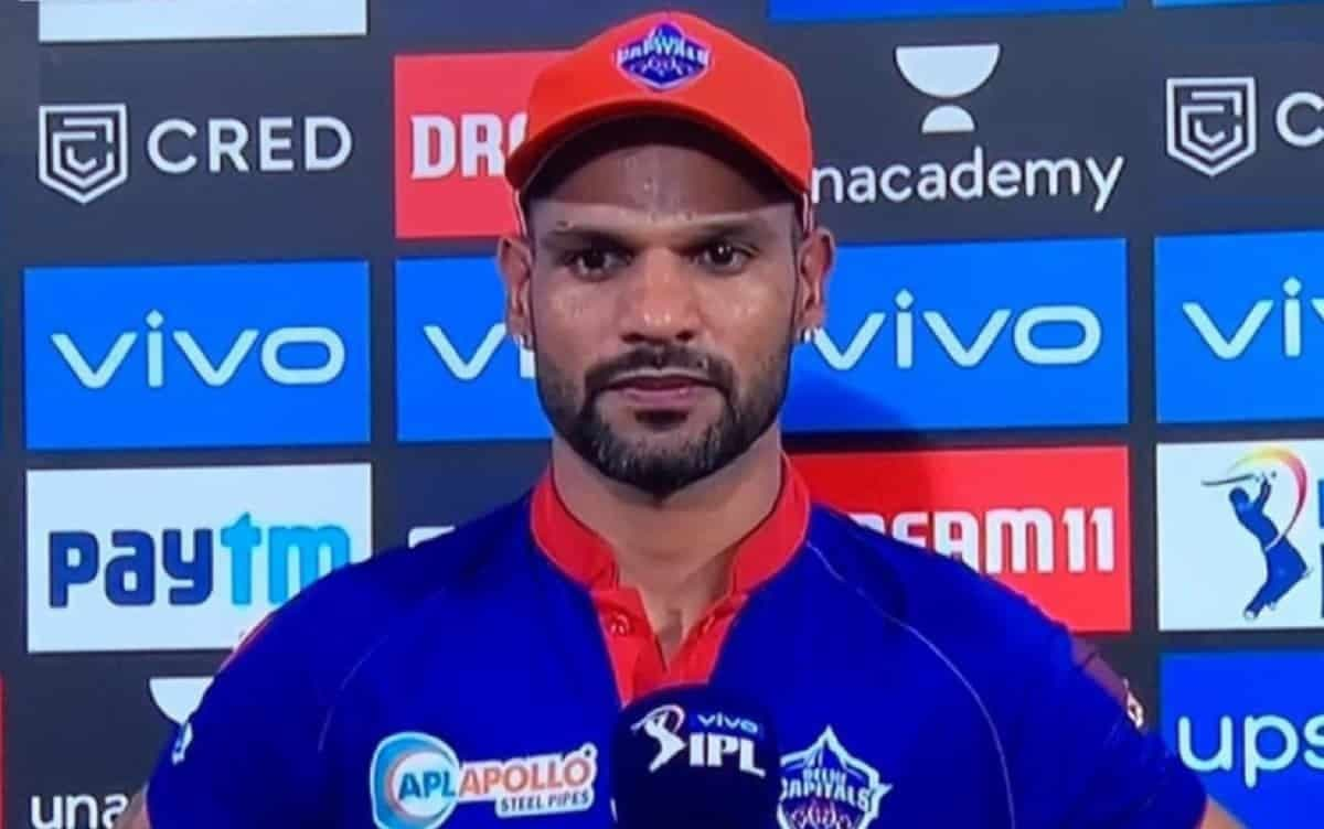 Cricket Image for Shikhar Dhawans Special Appeal To The People Of The Country Among Corona