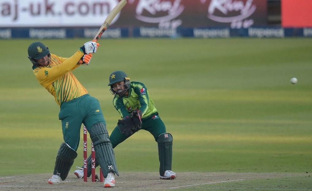 South Africa v Pakistan 2nd T20I