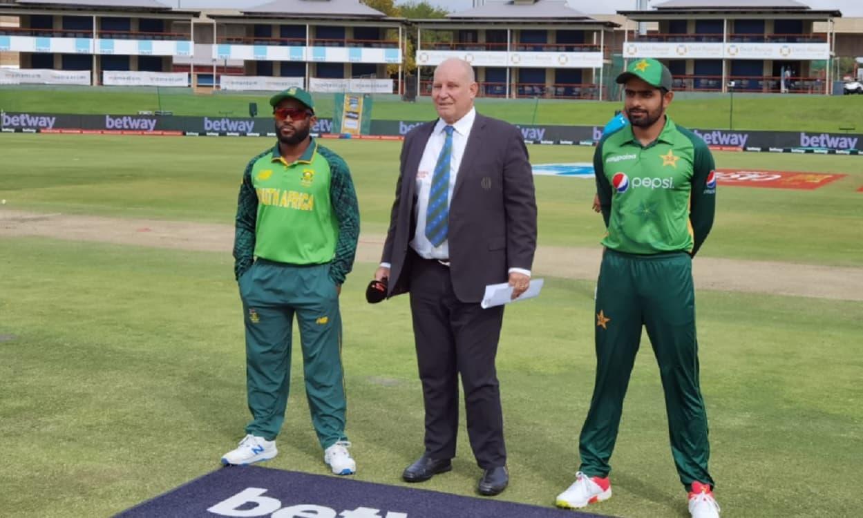 South Africa vs Pakistan 3rd ODI