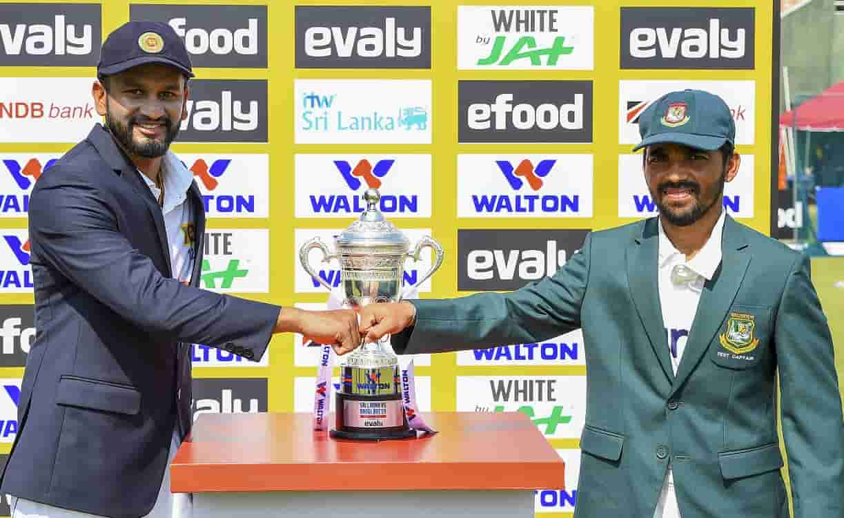 Sri Lanka vs Bangladesh 2nd Test