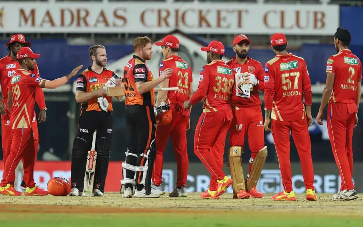 Cricket Image for PBKS vs SRH Match Report: सनराइजर्स हैदराबाद ने खोला जीत का खाता, पंजाब किंग्स को