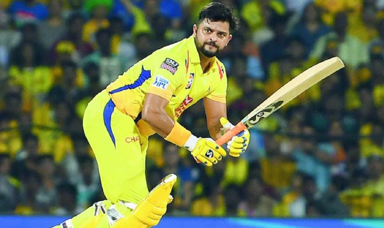 Suresh Raina need 2 more sixes to complete 200 sixes in ipl