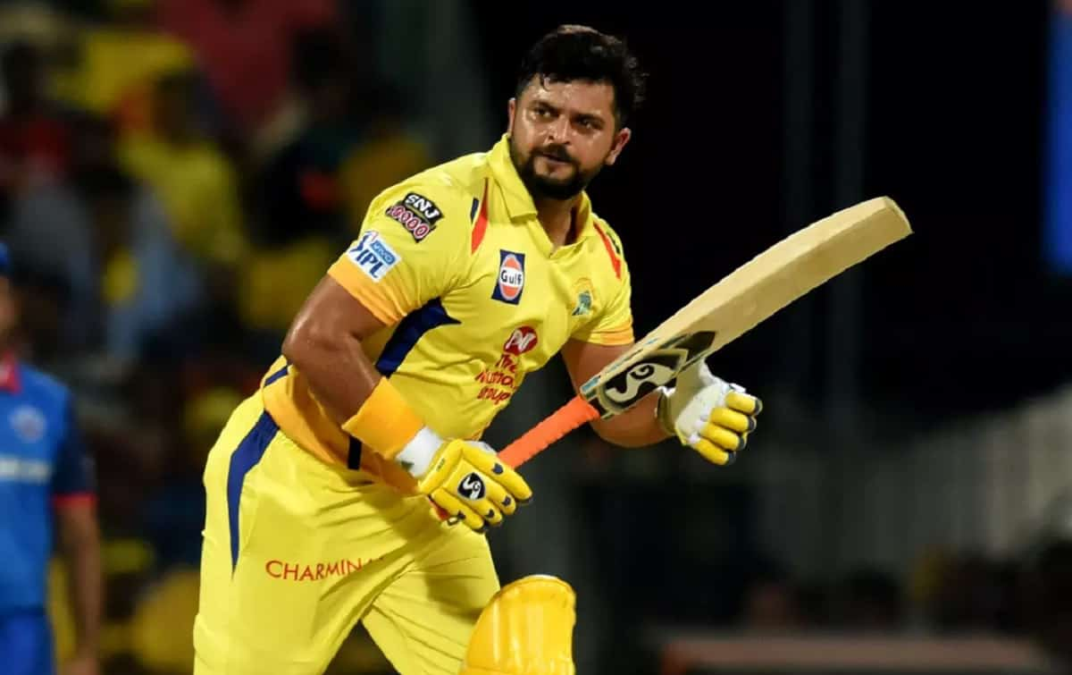 Suresh Raina need 7 more fours to complete 500 fours in IPL