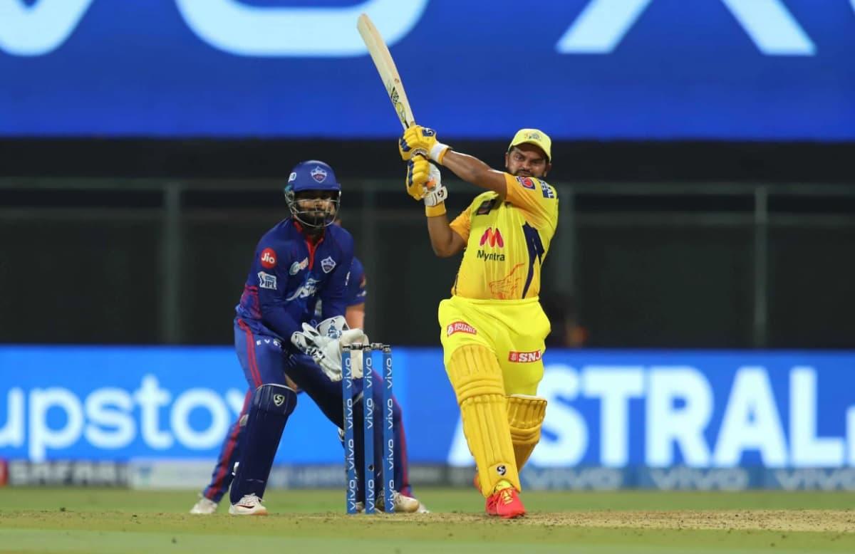 Chennai Set 189 runs target for Delhi Capitals