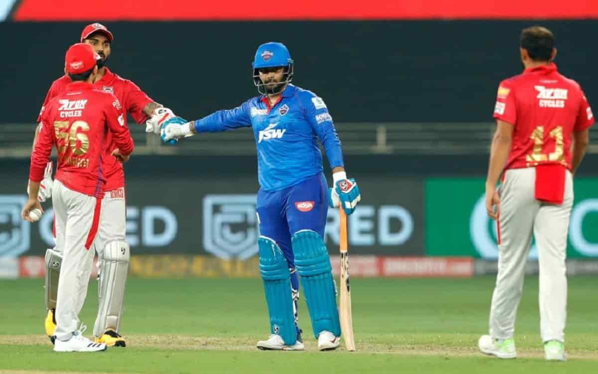 IPL 2021 - Delhi Capitals vs Punjab Kings