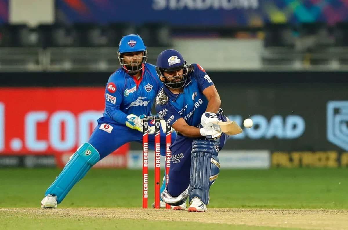 IPL 2021 - Toss Report , Mumbai Indians vs Delhi Capitals
