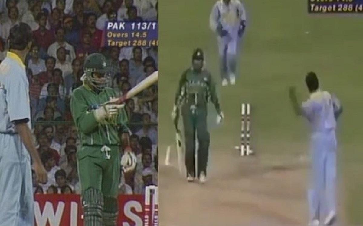 Cricket Image for Former Indian Fast Bowler Venkatesh Prasad Mock Aamer Sohail On Twitter