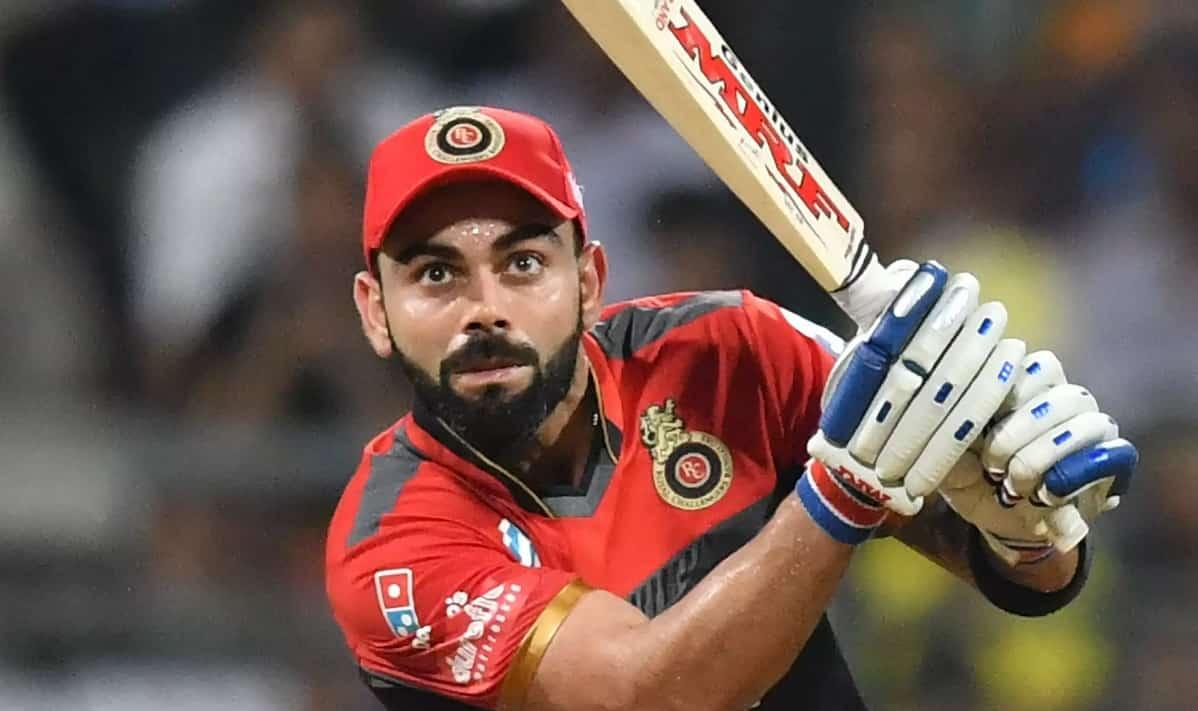 Virat Kohli need 122 runs to complete 6000 runs in IPL