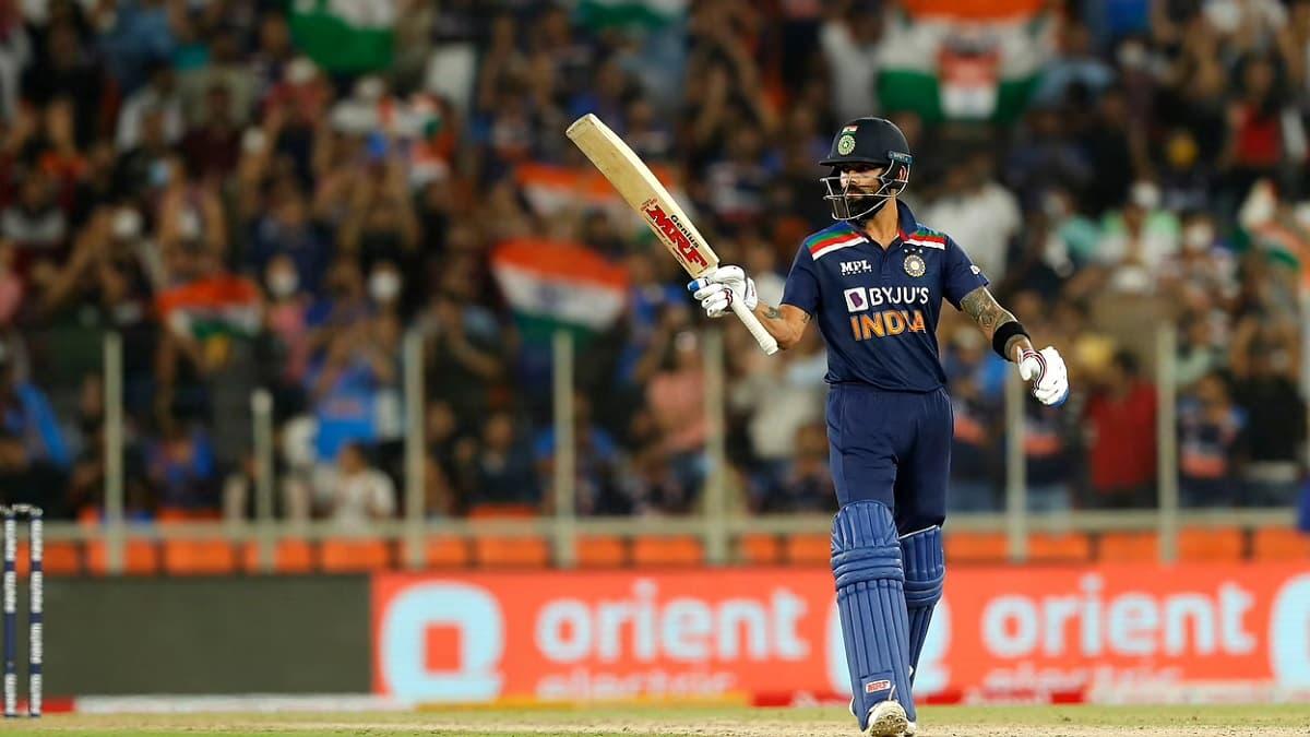 Virat Kohli Named Wisden Cricketers' Almanack's ODI Player Of The Decade