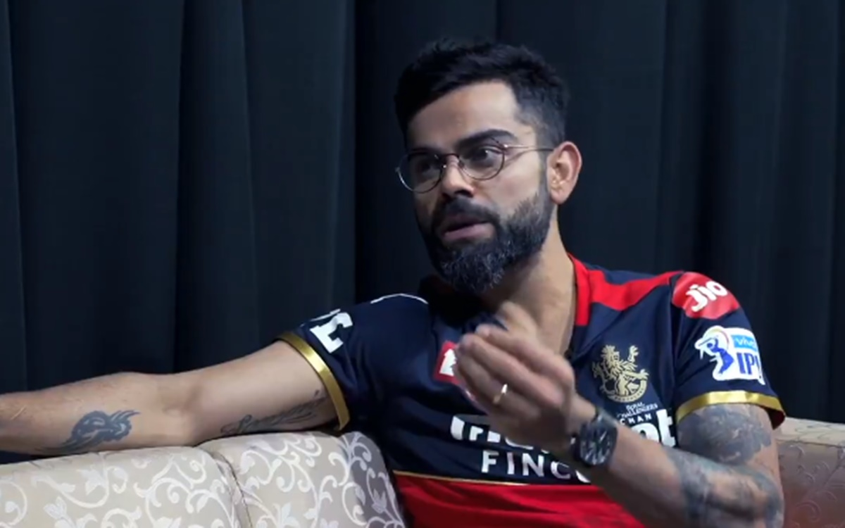 Cricket Image for Virat Kohli Talks About His Bond With Rcb