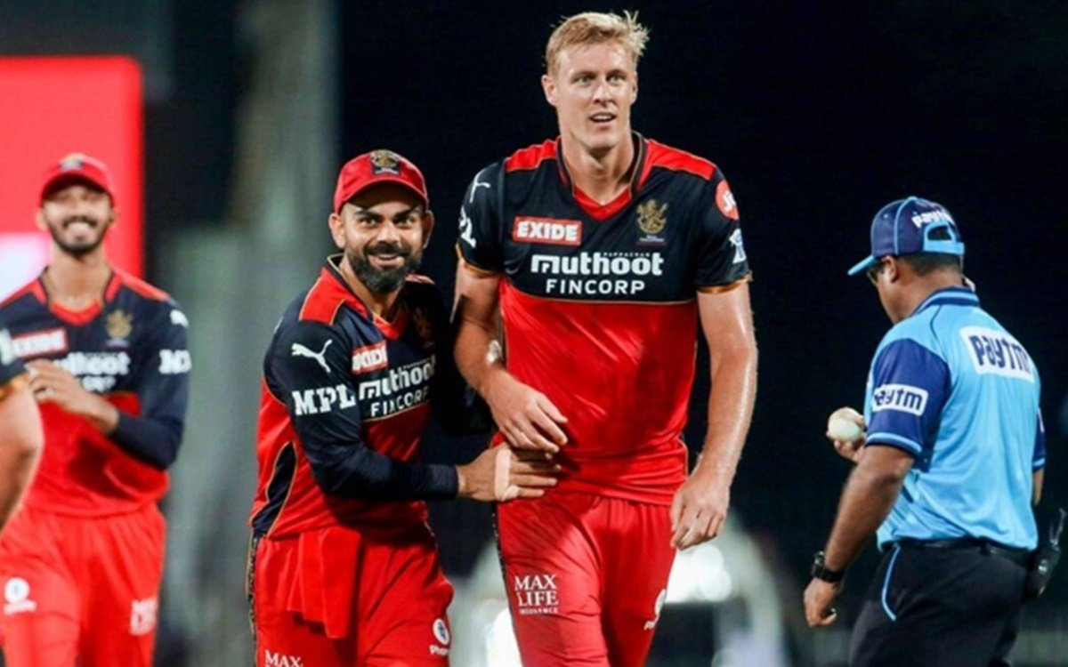 Cricket Image for Wtc Final Rcb Captain Virat Kohli Not Getting Help From Kyle Jamieson