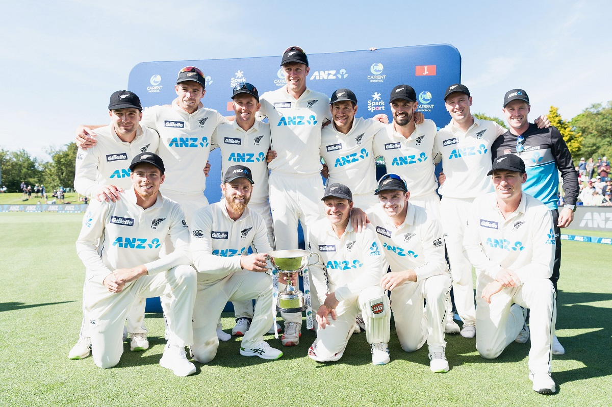 World Test Championship New Zealand Squad for test series against England and India