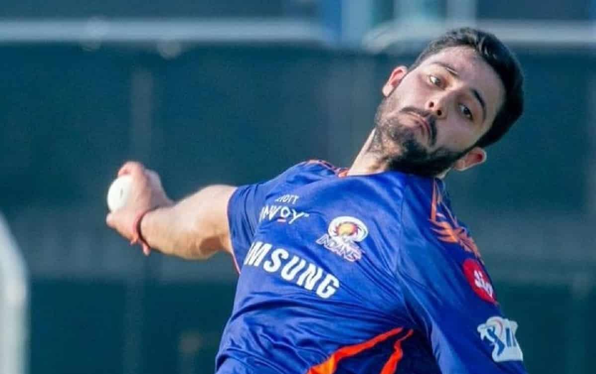 Cricket Image for  IPL नीलामी में जहरी खान से अपना नाम सुनकर रो पड़ा था मुंबई इंडियंस का ये खिलाड़ी