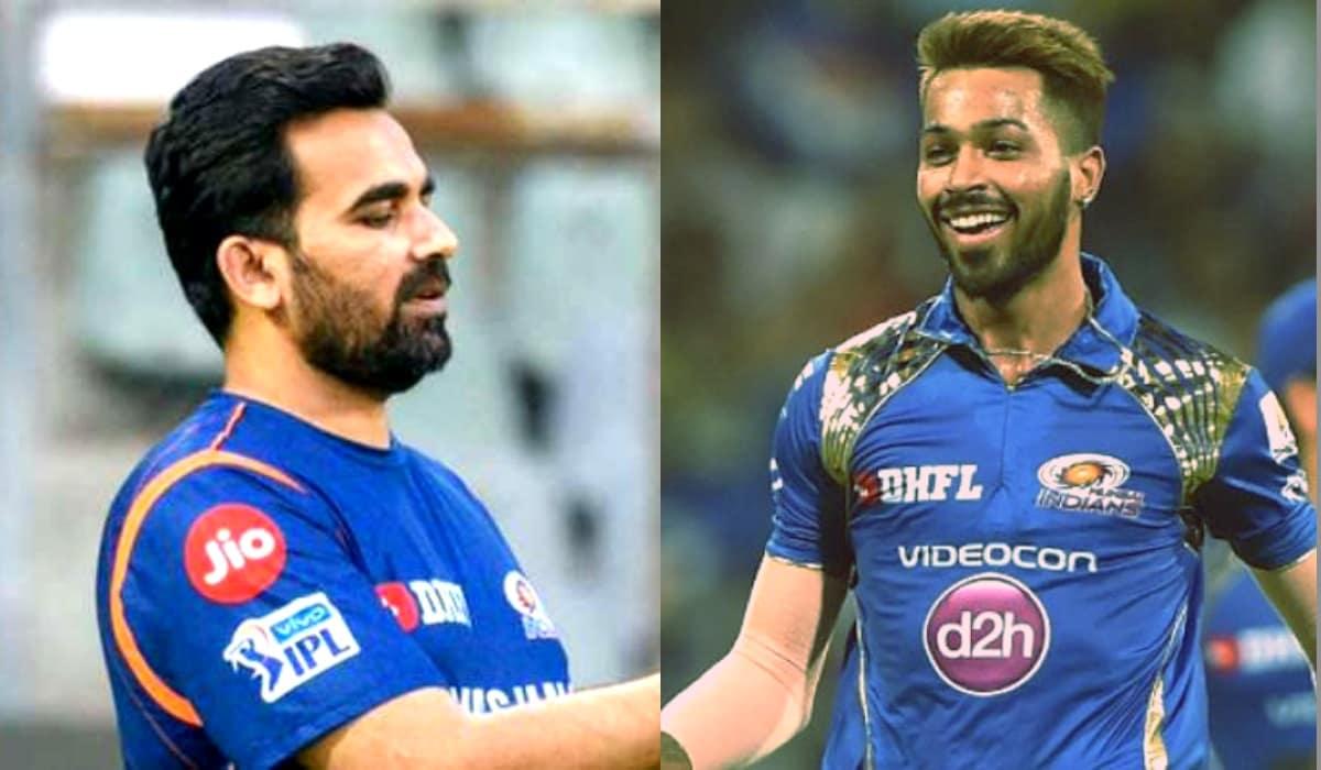 Zaheer Khan reveals when Hardik Pandya going to bowl in IPL 2021