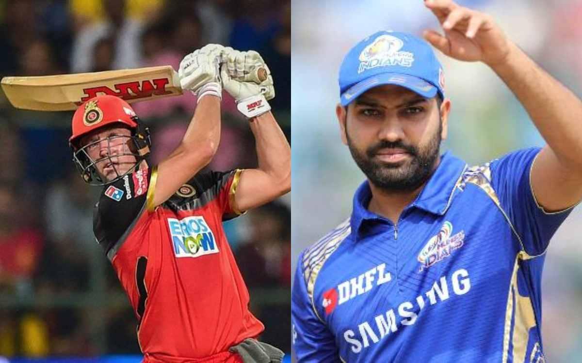 Cricket Image for IPL 2021 : 'मुंबई के लिए भी आसान नहीं होगा मैच', एबी डी विलियर्स ने दी रोहित की टी