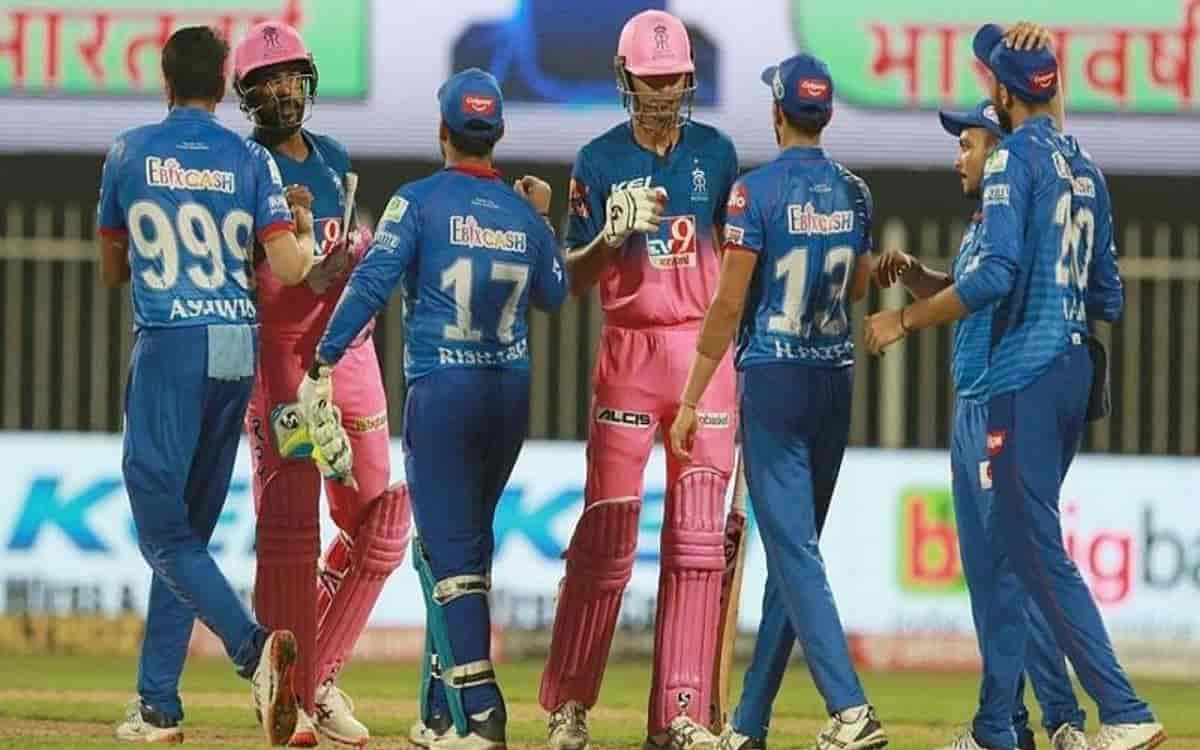 Cricket Image for After Defeating Chennai Delhi Capitals Can Defeat Rajasthan Royals In 7th Match Of
