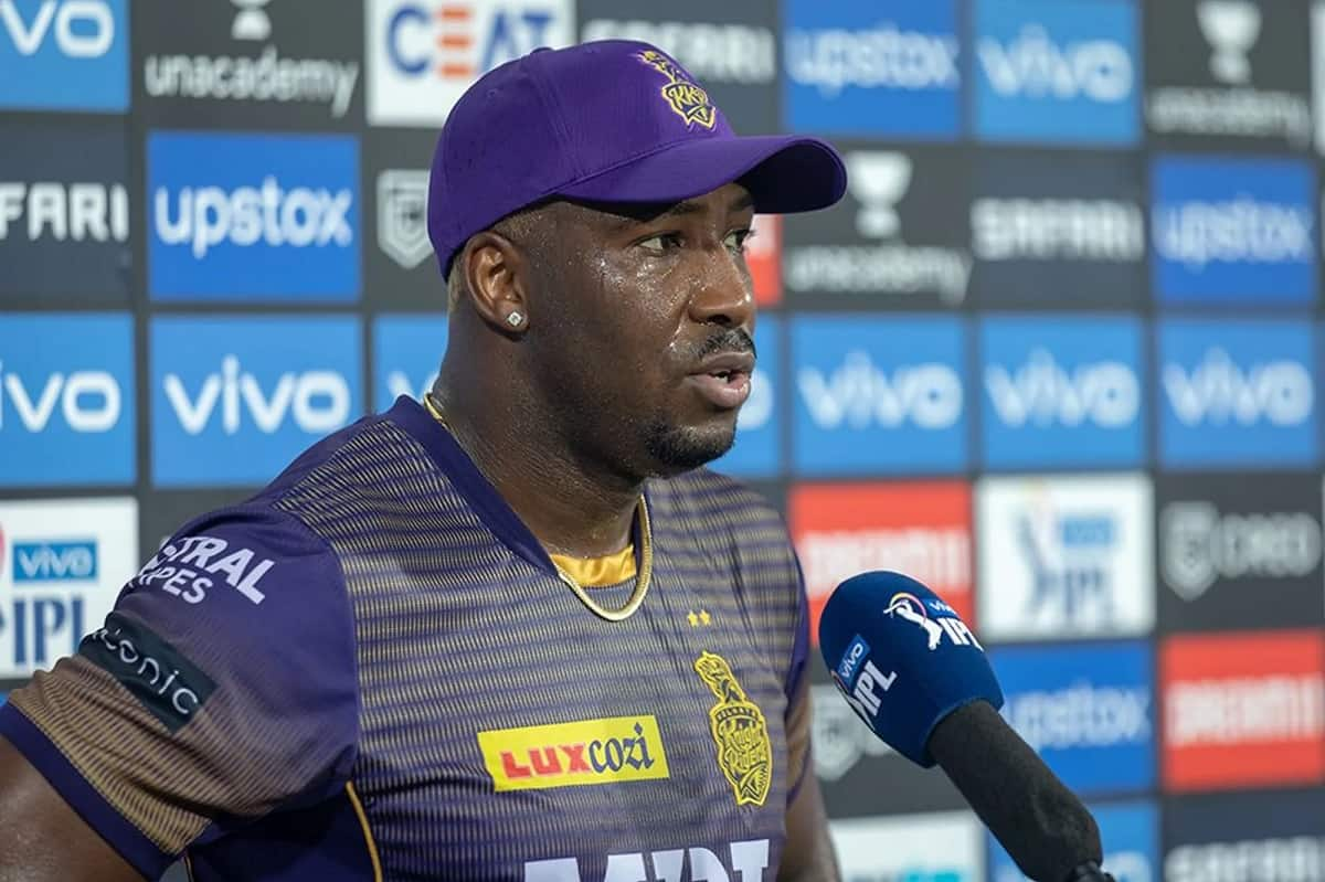 Cricket Image for 'It's A Game Of Cricket': Andre Russell Responds To SRK's 'Apologizing' Tweet