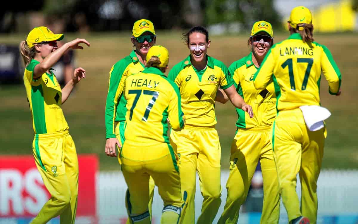 Australian women break 18-year-old record after defeating New Zealand team achieve 22nd consecutive wins in ODIs