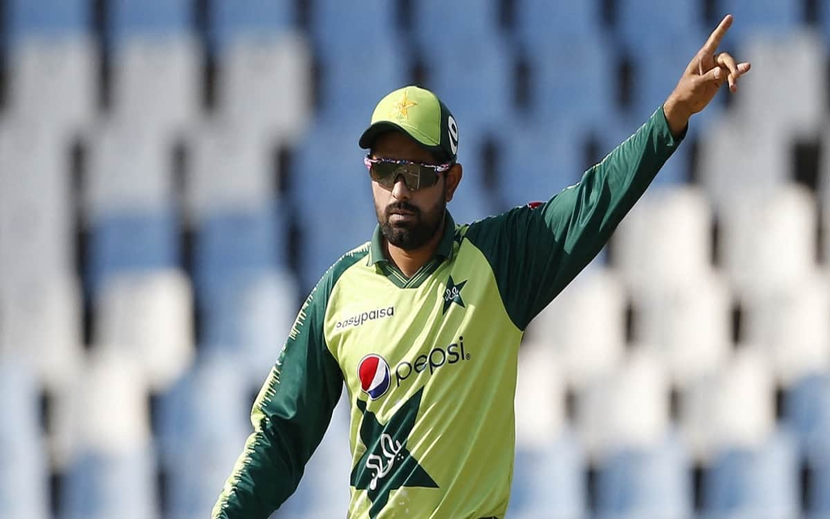 Cricket Image for Babar Azam Explained That Batting Order Is The Main Reason Behind Defeat Of Zimbab