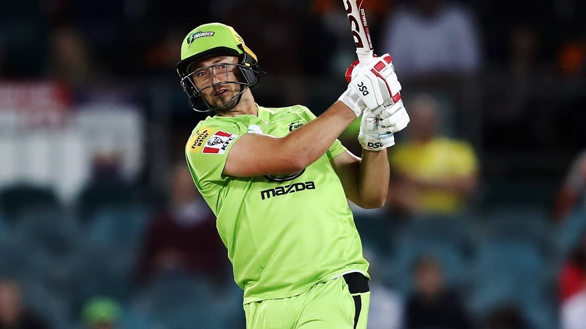 Cricket Image for Blow For RCB As Daniel Sams Tests Positive For Covid-19