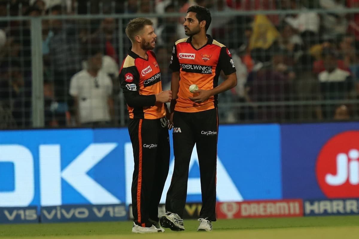 Bowlers Failed To Execute Plans, Conceded Too Many Runs At The End: SRH Captain Warner