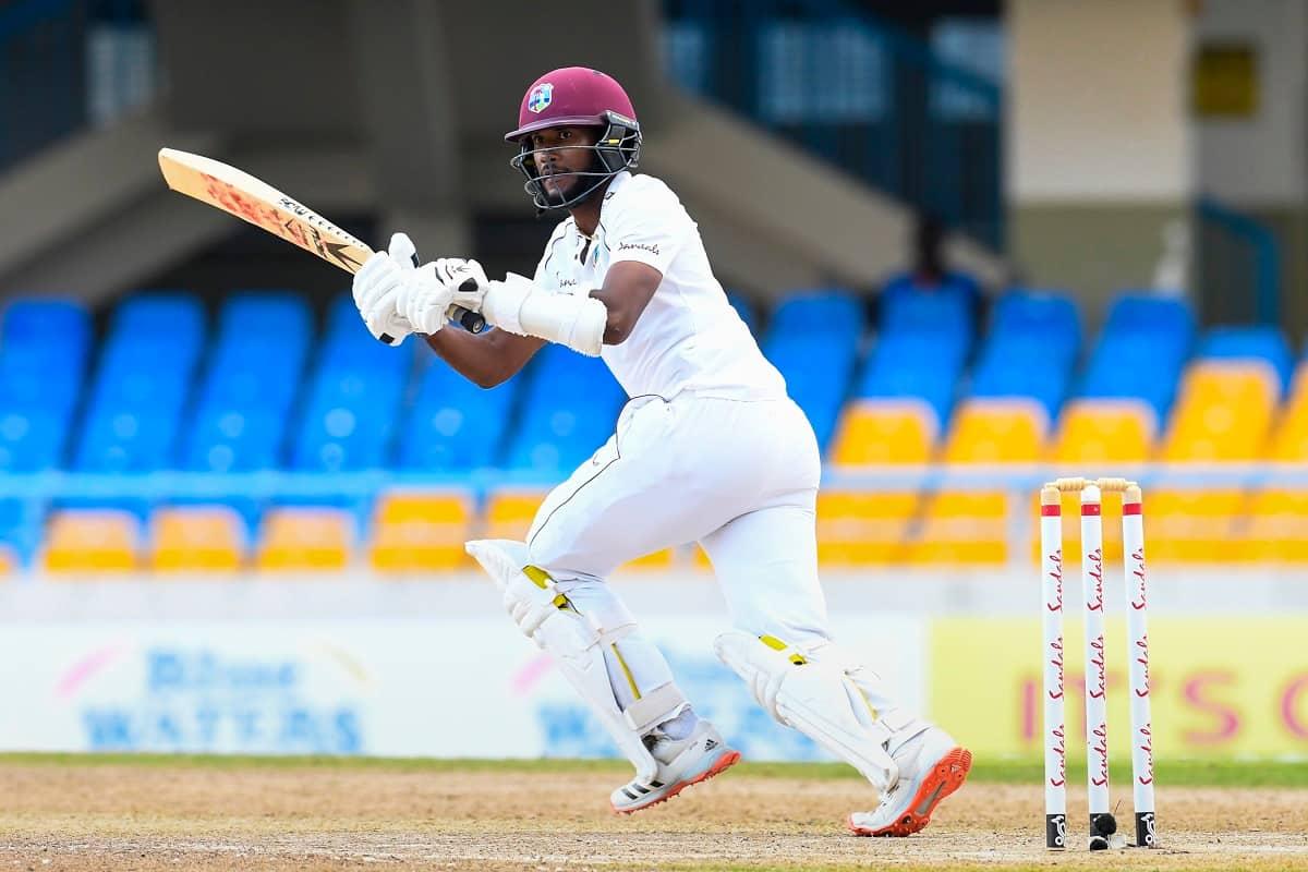 Cricket Image for West Indies Captain Kraigg Brathwaite Signs For Gloucestershire
