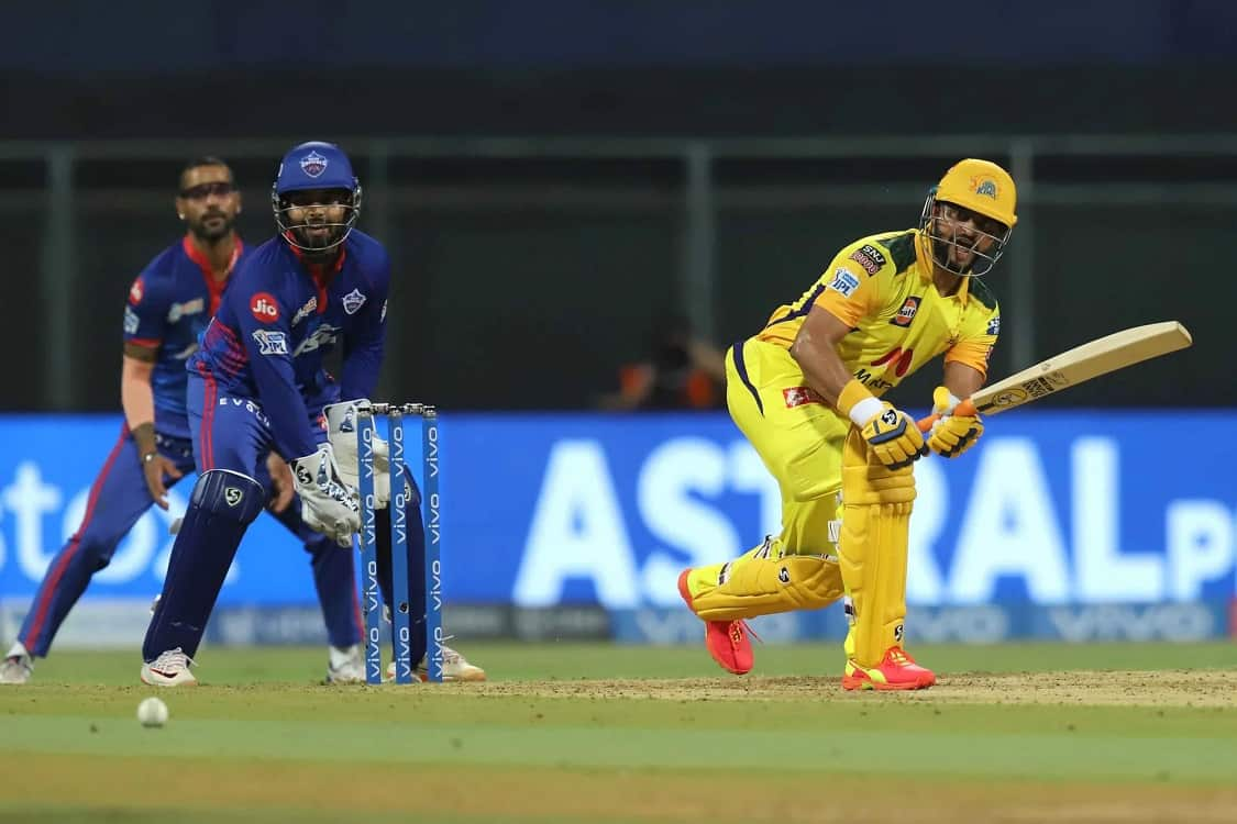 Cricket Image for Chennai Super Kings Gave Delhi Capitals A Target Of 189 Runs