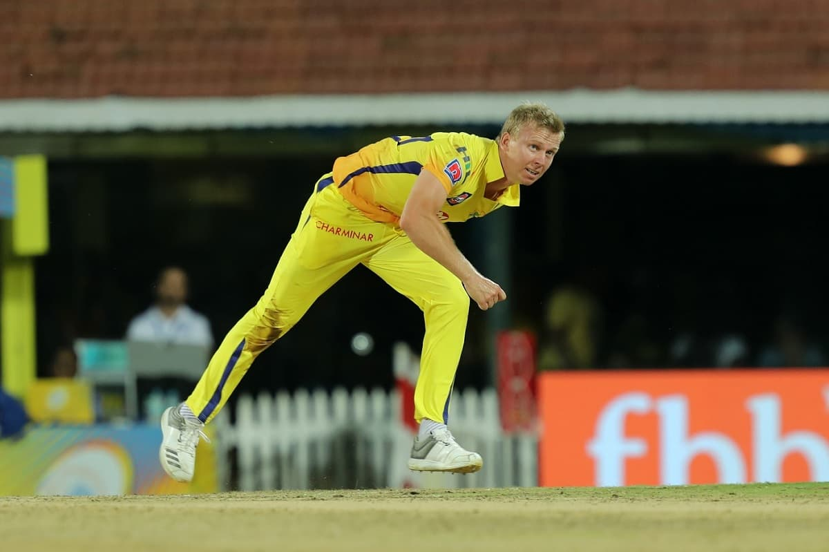 Cricket Image for Chennai Super Kings Might Rope In New Zealand's Scott Kuggeleijn For IPL 2021