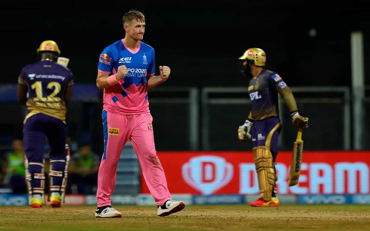 Cricket Image for IPL 2021: 'I Was Lucky' Chris Morris On Andre Russell's Wicket