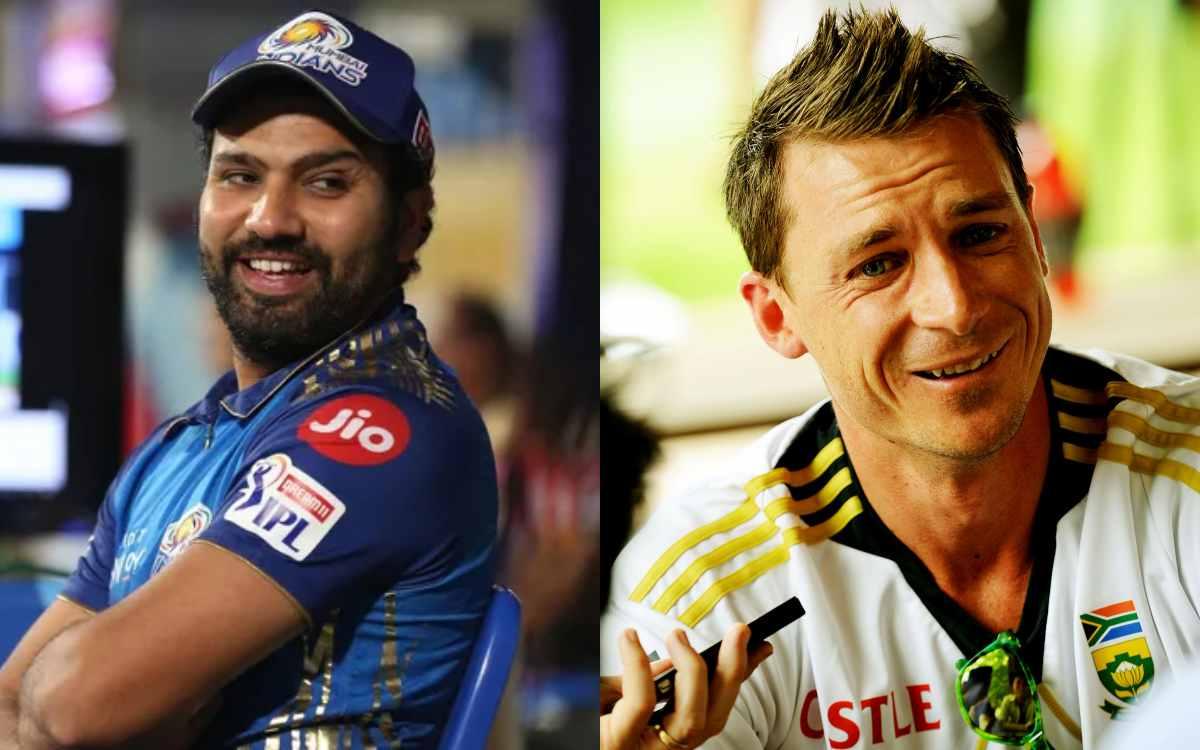 Cricket Image for क्या मुंबई इंडियंस की टीम मानेगी डेल स्टेन की सलाह,  अफ्रीकी ऑलराउंडर ने कहा 'रोहि