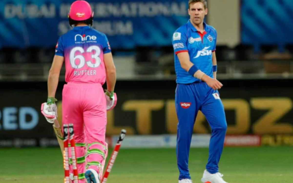 Cricket Image for दिल्ली कैपिटल्स के खेमे से आई बड़ी खबर, सामने आई एनरिक नॉर्खिया की कोविड टेस्ट रिप