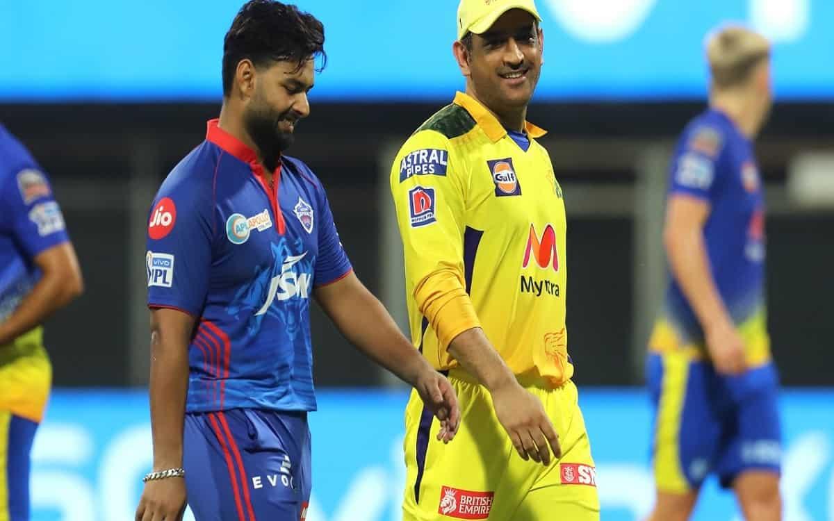 Cricket Image for IPL 2021: दिल्ली कैपिटल्स ने चेन्नई के सामने टॉस जीतकर किया गेंदबाजी का फैसला, धोन