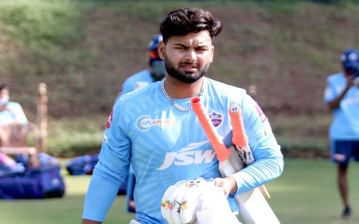 Rishabh Pant came forward for people struggling with Corona Captain appealed to donate plasma