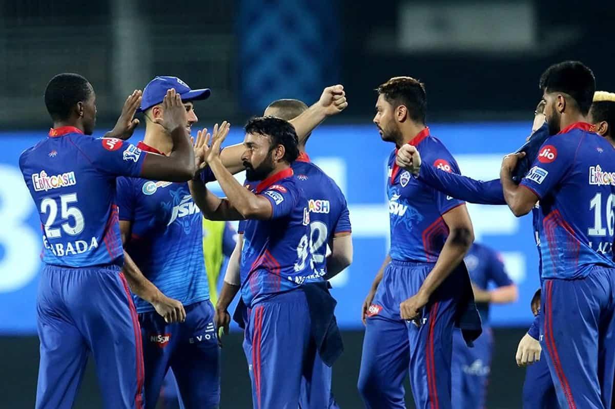 Delhi Capitals Restrict Mumbai Indians At 137/9